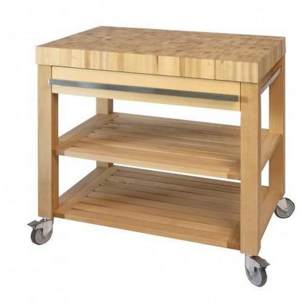 cookmobil billot tiroir tagre bois plan bois debout 90. Black Bedroom Furniture Sets. Home Design Ideas