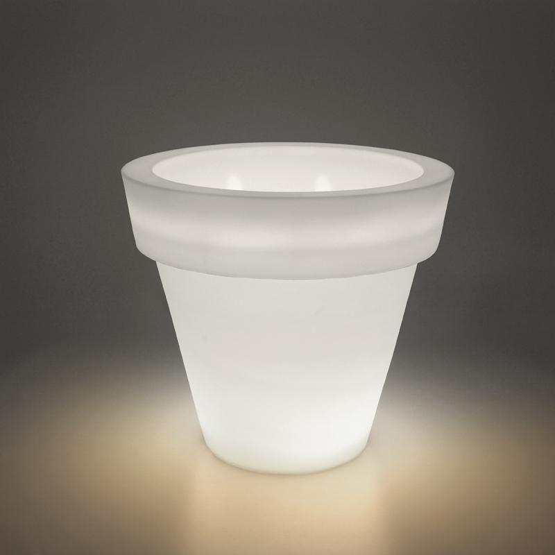 Cat gorie vase du guide et comparateur d 39 achat for Pot lumineux exterieur solaire