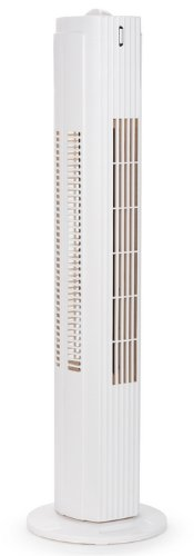 tristar ventilateur colonne blanc ve 5962. Black Bedroom Furniture Sets. Home Design Ideas
