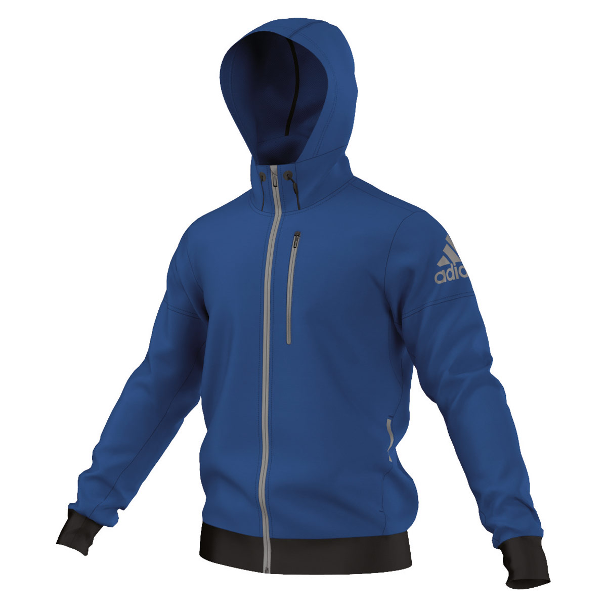Hommes Adidas Hoodie C Daybreaker Vestes Course gY7Ibyf6v