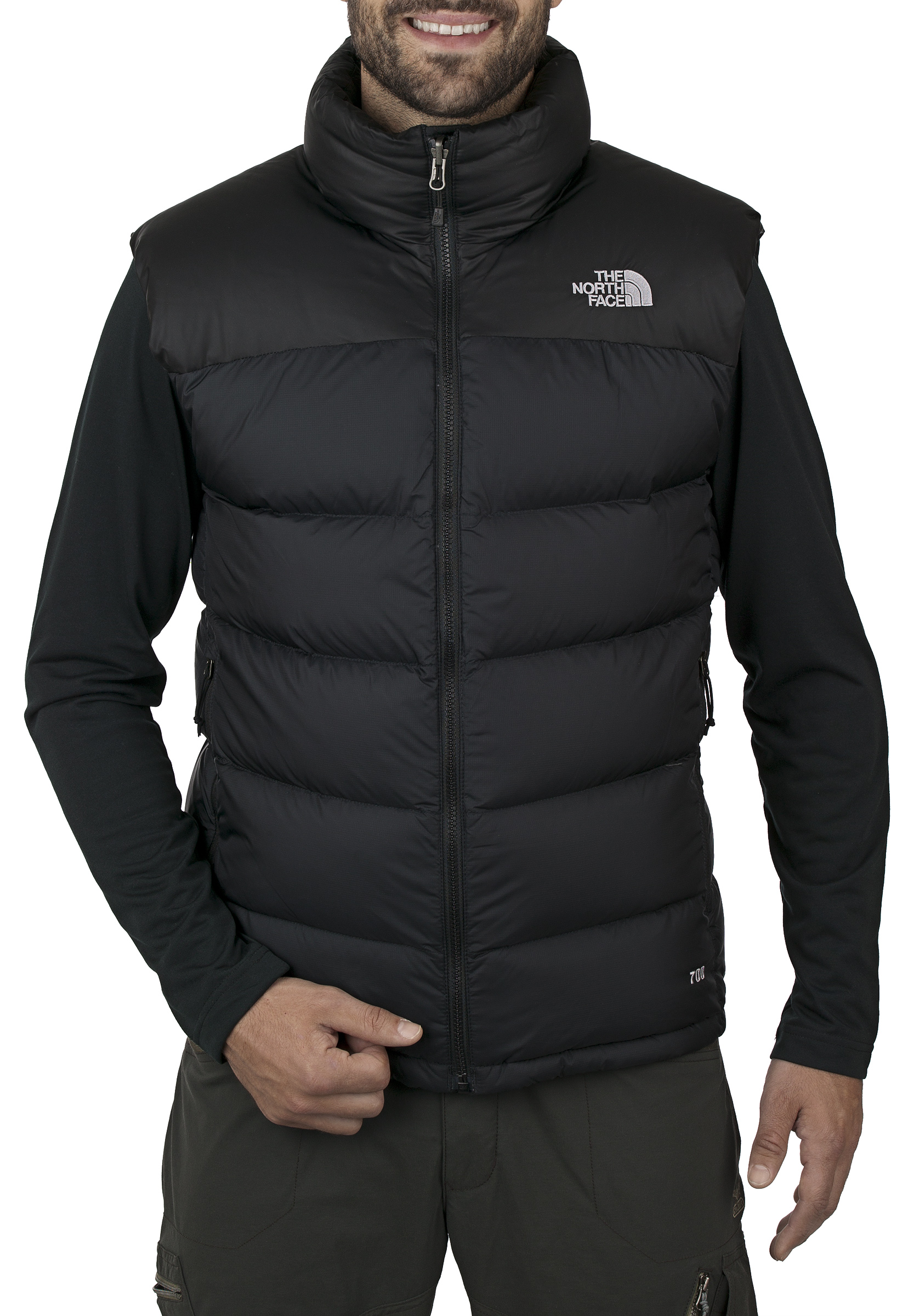 the north face mens nuptse 2 vest veste sans manches. Black Bedroom Furniture Sets. Home Design Ideas