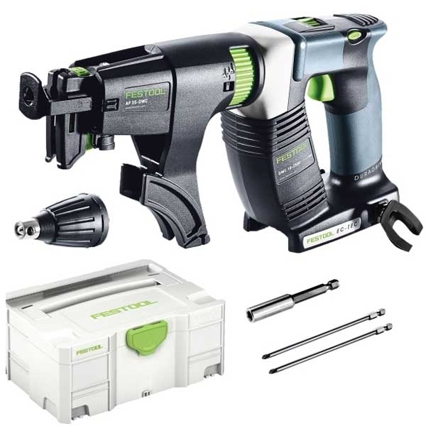 festool c visseuse placo 18v dwc 18 2500 li basic 5646. Black Bedroom Furniture Sets. Home Design Ideas