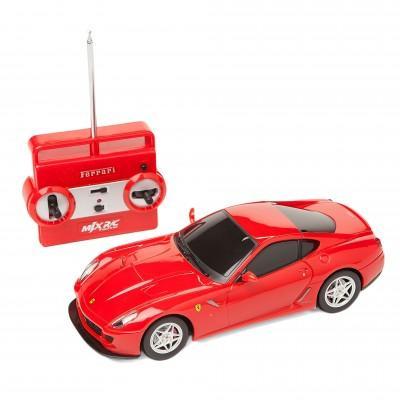 maquette radiocommand e ferrari 599 gtb l 39 chelle 1 20. Black Bedroom Furniture Sets. Home Design Ideas