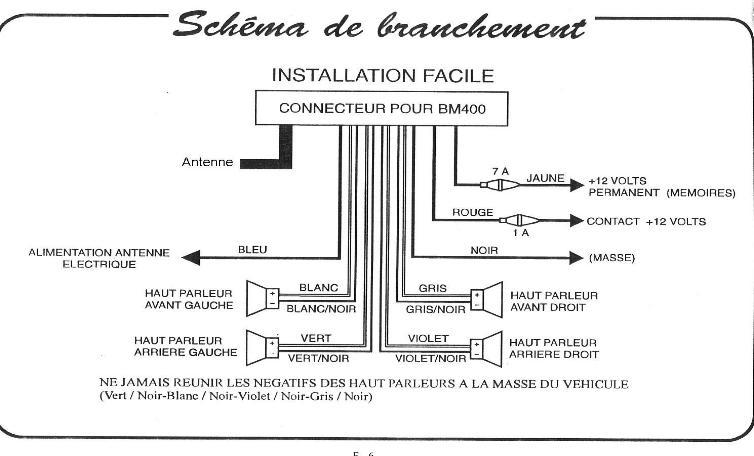 forum abcelectronique branchement autoradio. Black Bedroom Furniture Sets. Home Design Ideas