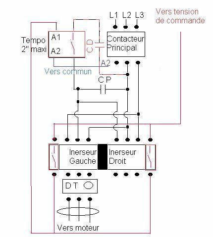 forum abcelectronique probleme de d marrage moteur mono. Black Bedroom Furniture Sets. Home Design Ideas