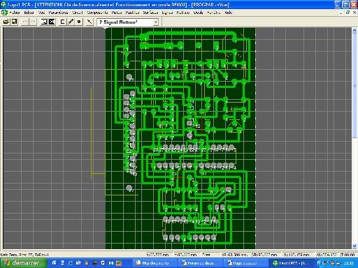 Forum Abcelectronique - fabrication de typon