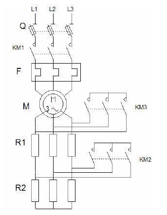 proc u00e9d u00e9s de d u00e9marrage des moteurs asynchrones triphas u00e9s
