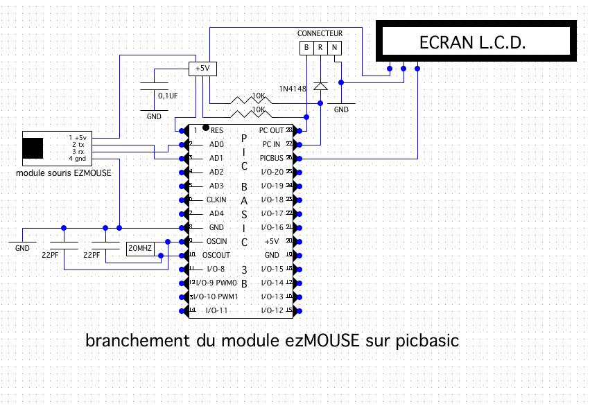 montages de la cat gorie microcontrolleurs microchip. Black Bedroom Furniture Sets. Home Design Ideas