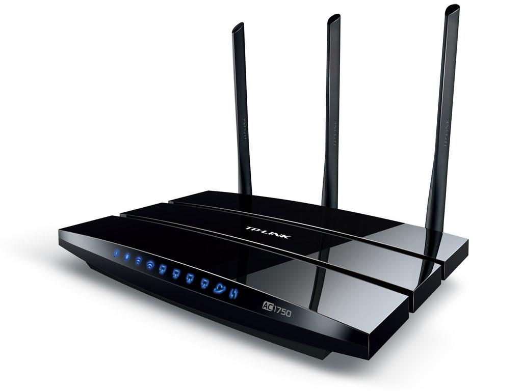 tp link routeur gigabit sans fil double bande ac1750
