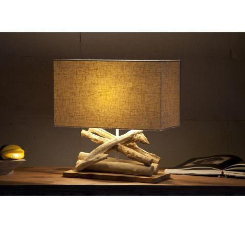 11 Lampe Bois Flotte Alinea Lille Sapujagat Trade