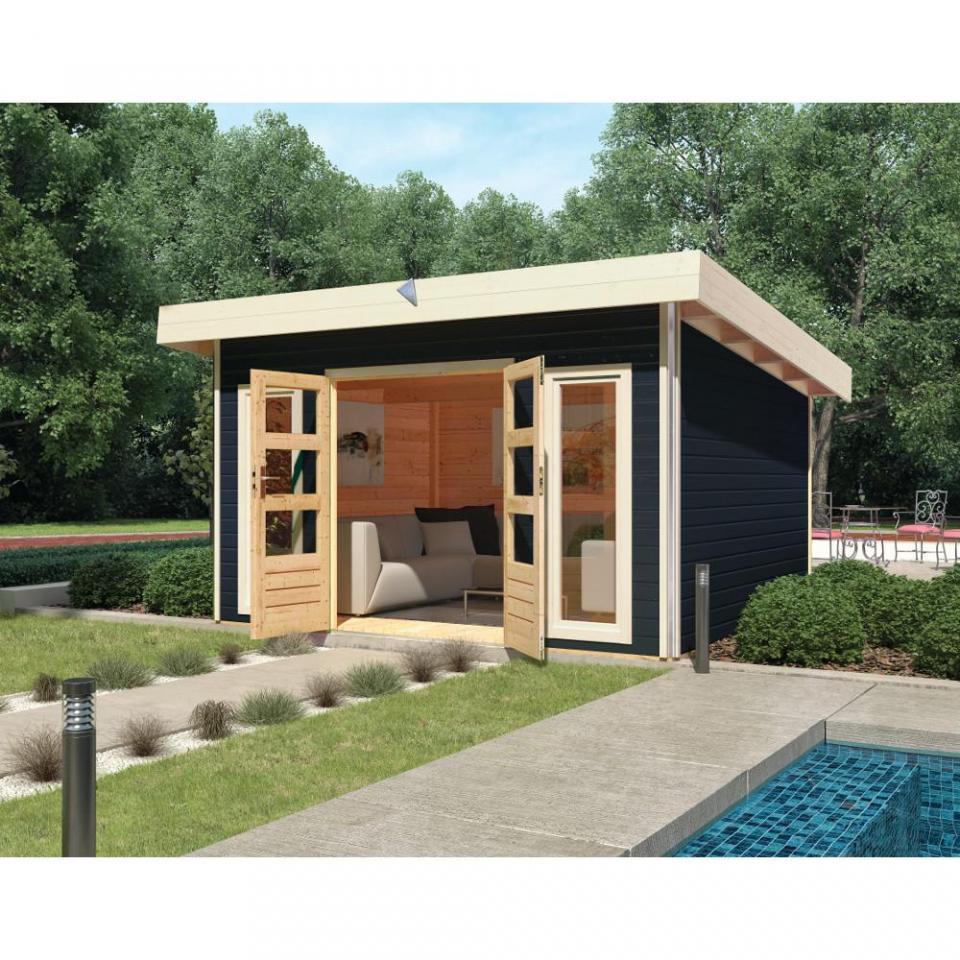 Catgorie abri de jardin du guide et comparateur d 39 achat for Abri jardin gris toit plat