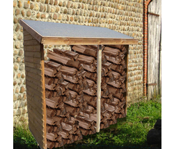 habrita abri range b ches mural 6 st res bois. Black Bedroom Furniture Sets. Home Design Ideas