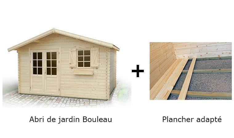 Catgorie abri de jardin page 3 du guide et comparateur d 39 achat for Chalet bois 10m2 prix