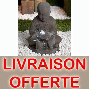 Catgorie accessoire de bassin de jardin du guide et for Fontaine exterieur bouddha