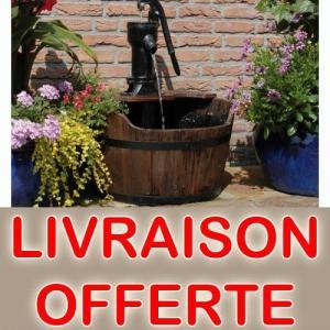 Catgorie accessoire de bassin de jardin du guide et comparateur d 39 achat - Achat tonneau bassin colombes ...