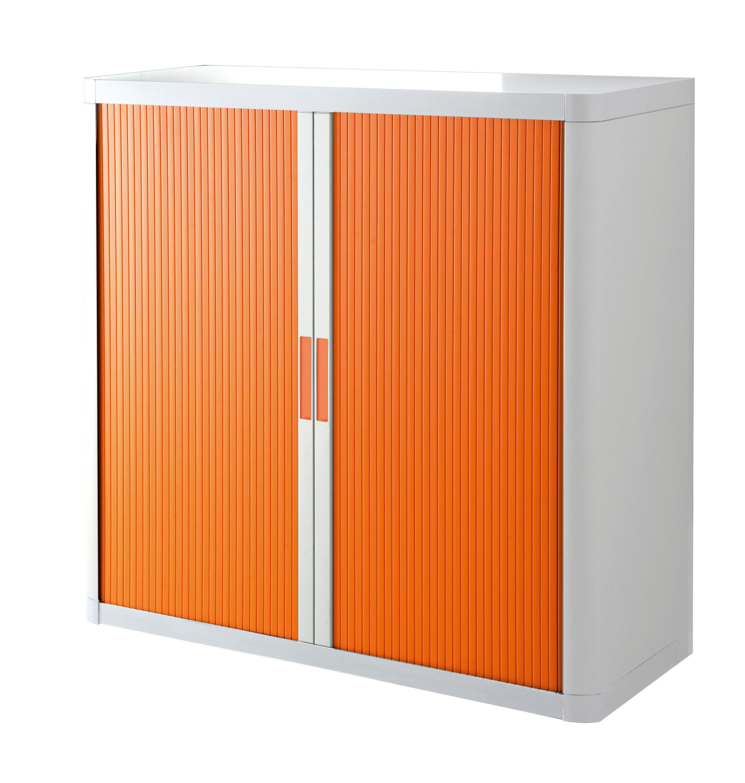 Paperflow armoire basse collection easyoffice fermeture - Comparateur de prix congelateur armoire ...
