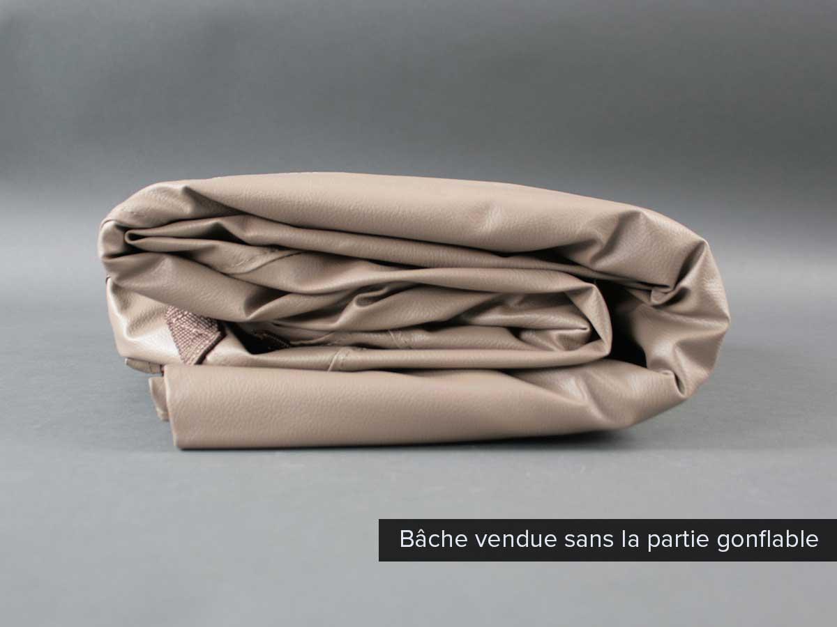 Intex bche beige pour spa gonflable octogonal bulles - Produit pour spa gonflable ...