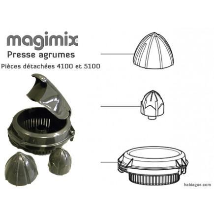 Catgorie accessoire robot de cuisine page 2 du guide et for Cuisine 4100 magimix