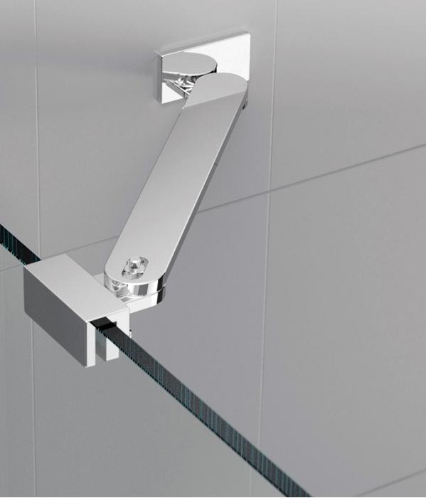 novellini barre de renfort dangle 45cm pour paroi de douche. Black Bedroom Furniture Sets. Home Design Ideas