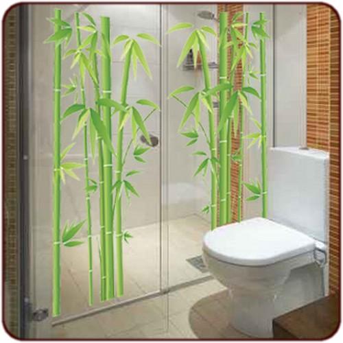 Catgorie adhsif dcoratif et sticker du guide et for Bambou salle de bain sans fenetre