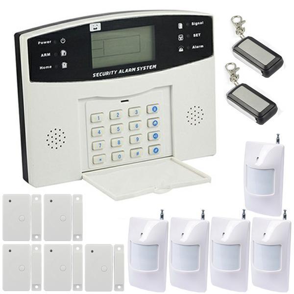 ematronic alarme maison sans fil et filaire al01 premium transmetteur gsm catgorie alarme de. Black Bedroom Furniture Sets. Home Design Ideas