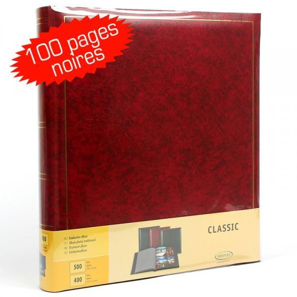 Catgorie album photo page 2 du guide et comparateur d 39 achat - Album photo traditionnel pages noires ...