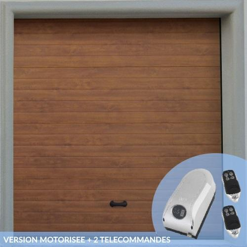 Porte garage guide d 39 achat for Achat porte garage sectionnelle