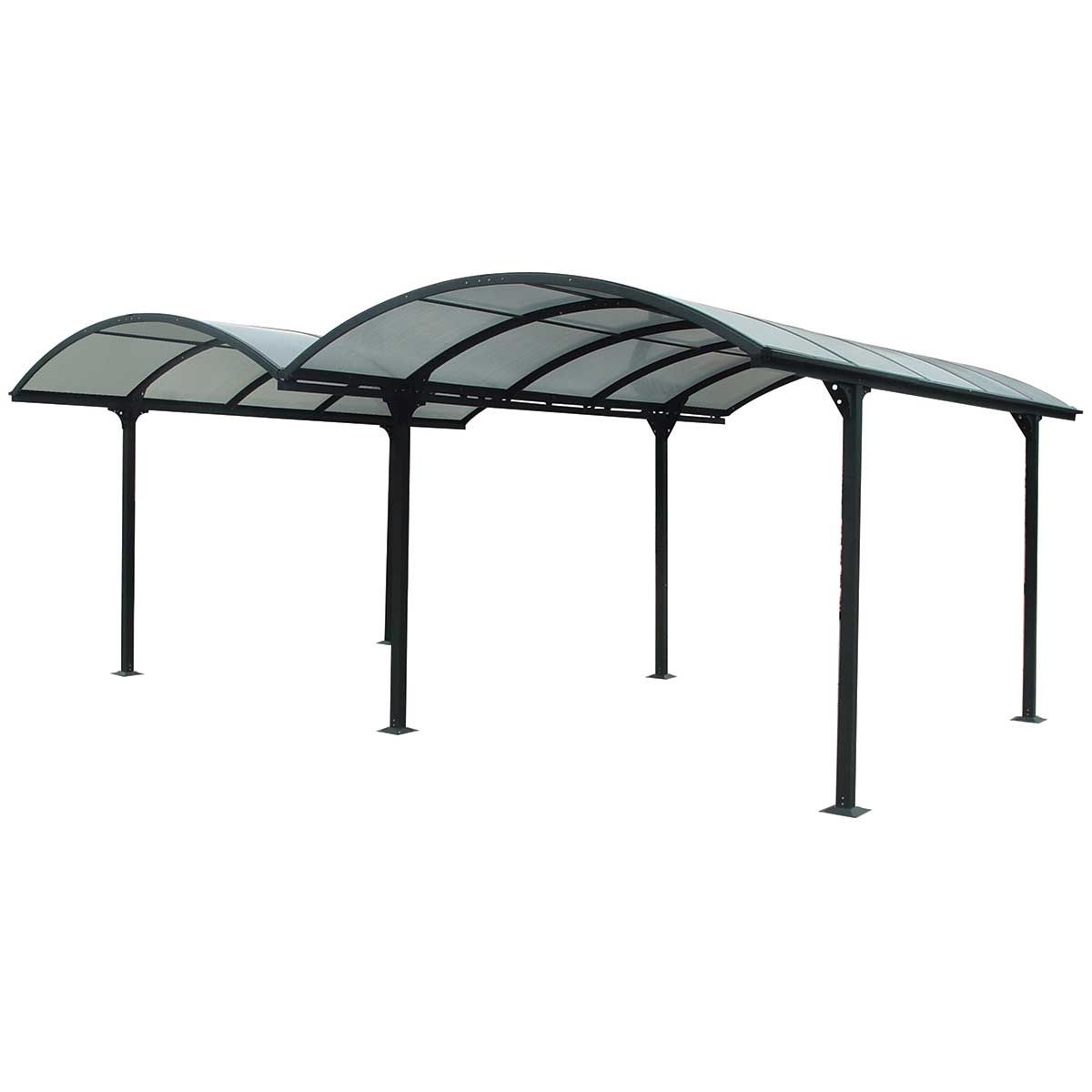 Carport bois 6x4 for Prix piscine beton 6x4