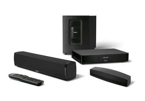 bose barre de son soundtouch 120. Black Bedroom Furniture Sets. Home Design Ideas