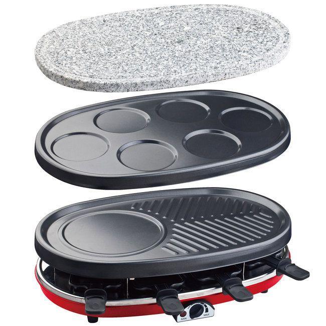 comparateur electromenager preparation culinaire appareil a raclette