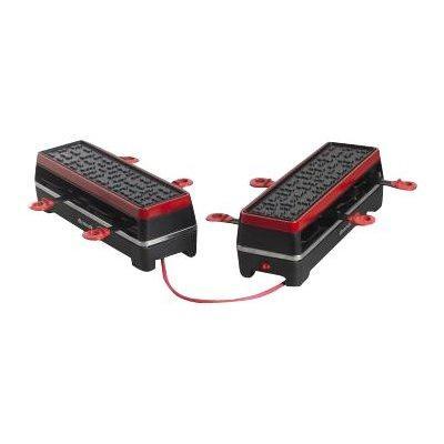 Brandt raclette rac2x4mg noir et rouge catgorie appareil for Appareil a cuire