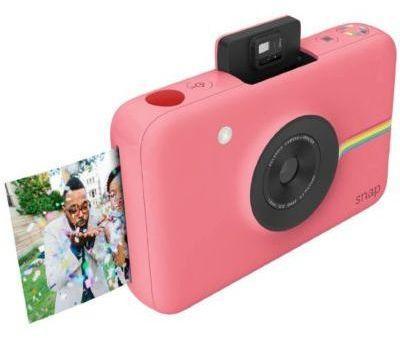 tout schuss sur le high tech polaroid photo snap pink. Black Bedroom Furniture Sets. Home Design Ideas