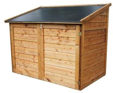 Catgorie armoire et coffre de jardin du guide et comparateur d 39 achat for Coffre de jardin en bois