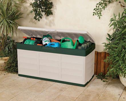 Catgorie armoire et coffre de jardin du guide et comparateur d 39 achat - Armoire resine grosfillex ...