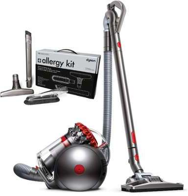 aspirateur traineau sans sac dyson dc33c plus kit home cleaning offert. Black Bedroom Furniture Sets. Home Design Ideas