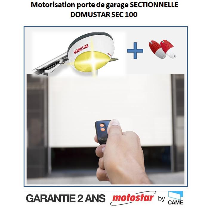 Catgorie automatisme page 9 du guide et comparateur d 39 achat for Porte de garage came