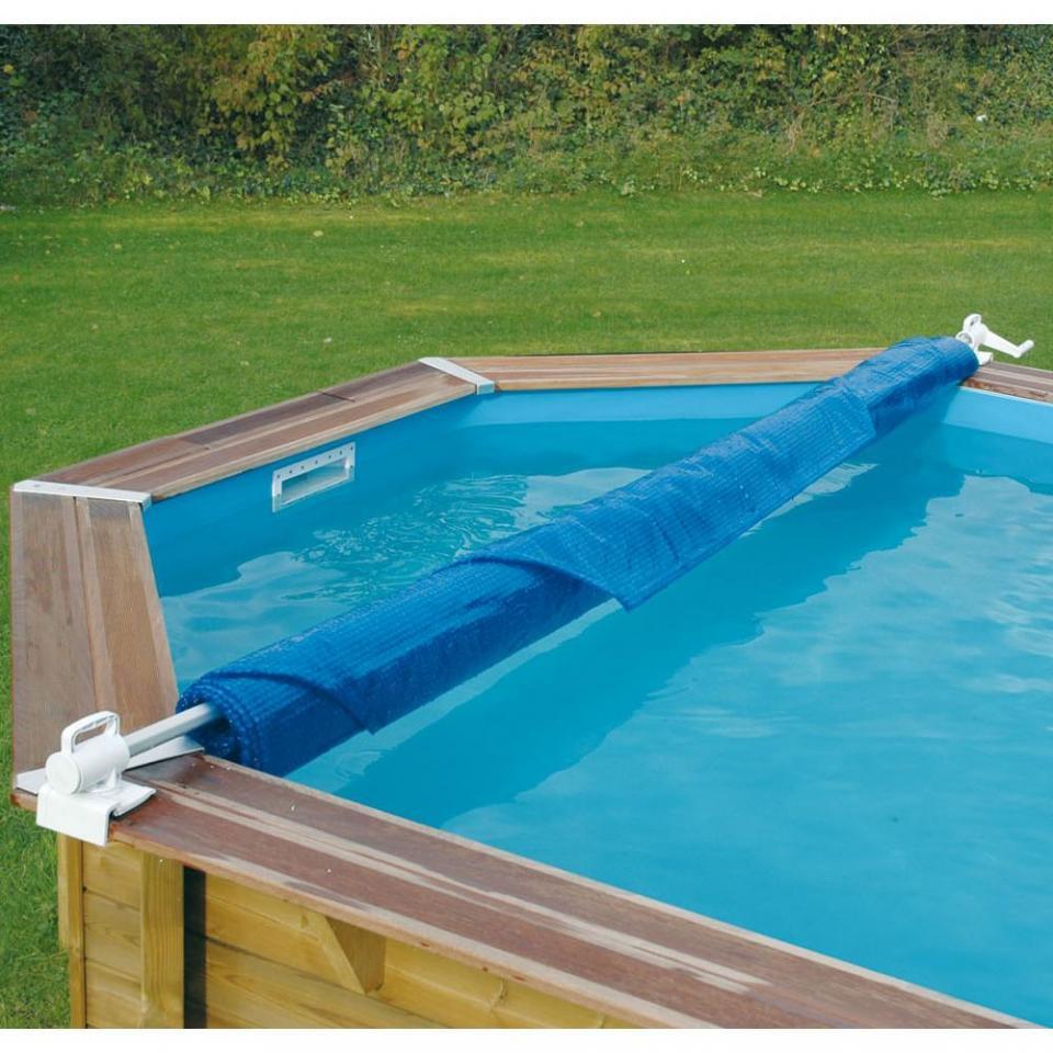 Cat gorie piscine du guide et comparateur d 39 achat for Enrouleur bache amovible