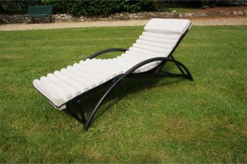 Stunning housse de relax de jardin contemporary matkin for Banc jardin leroy merlin