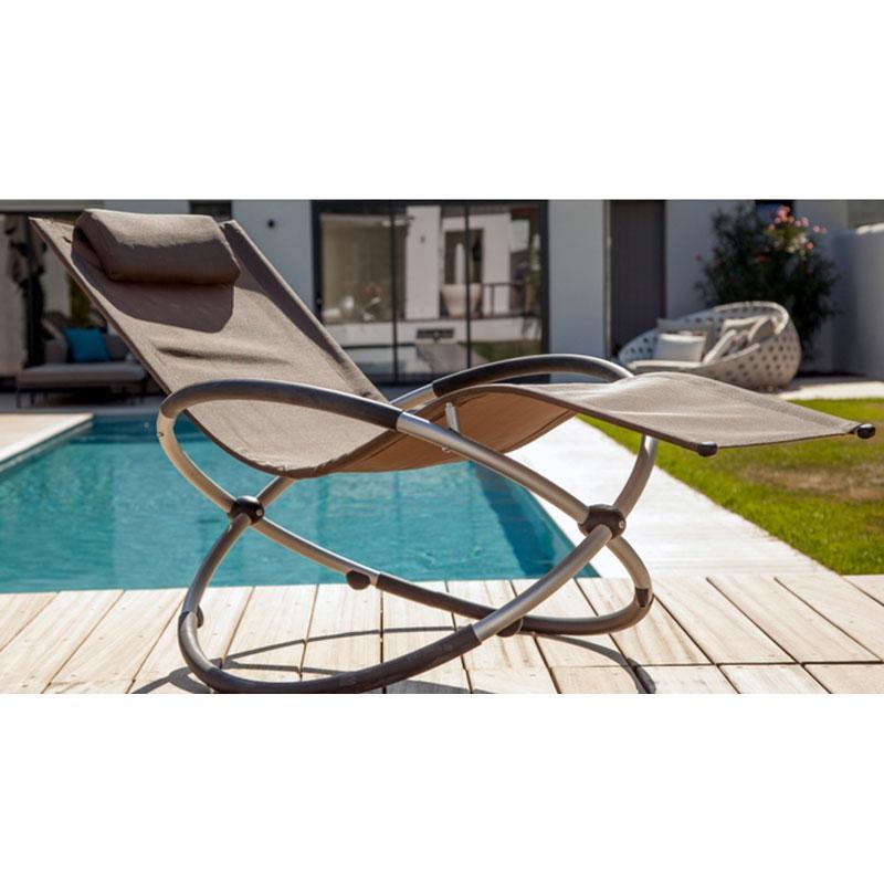 Catgorie bain de soleil du guide et comparateur d 39 achat for Lit bain de soleil pliable