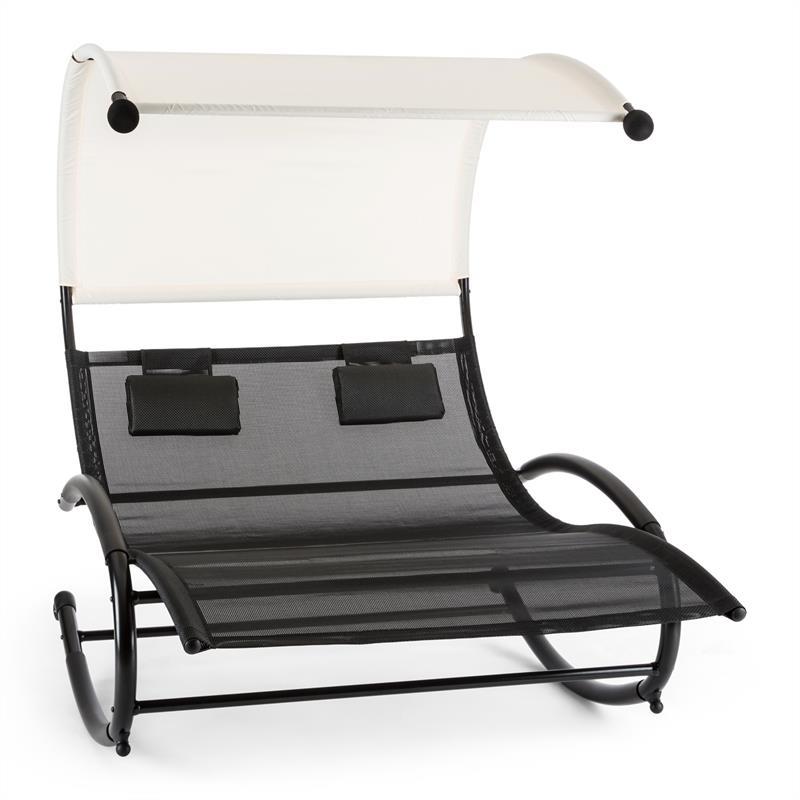Catgorie bain de soleil page 2 du guide et comparateur d 39 achat Chaise longue bascule 2 places