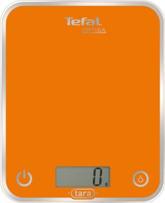 balance de cuisine tefal optiss orange bc5001v1. Black Bedroom Furniture Sets. Home Design Ideas