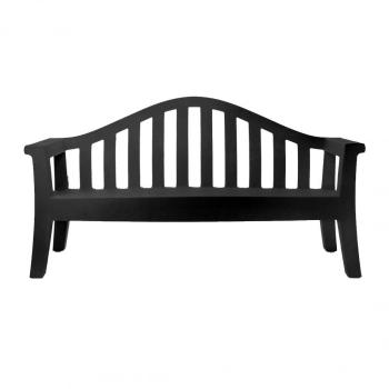 Stunning banc de jardin demi lune photos for Banc jardin pierre