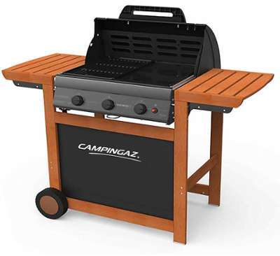 ad la de 3 woody l barbecue gaz 12 15 personnes campingaz 203496. Black Bedroom Furniture Sets. Home Design Ideas