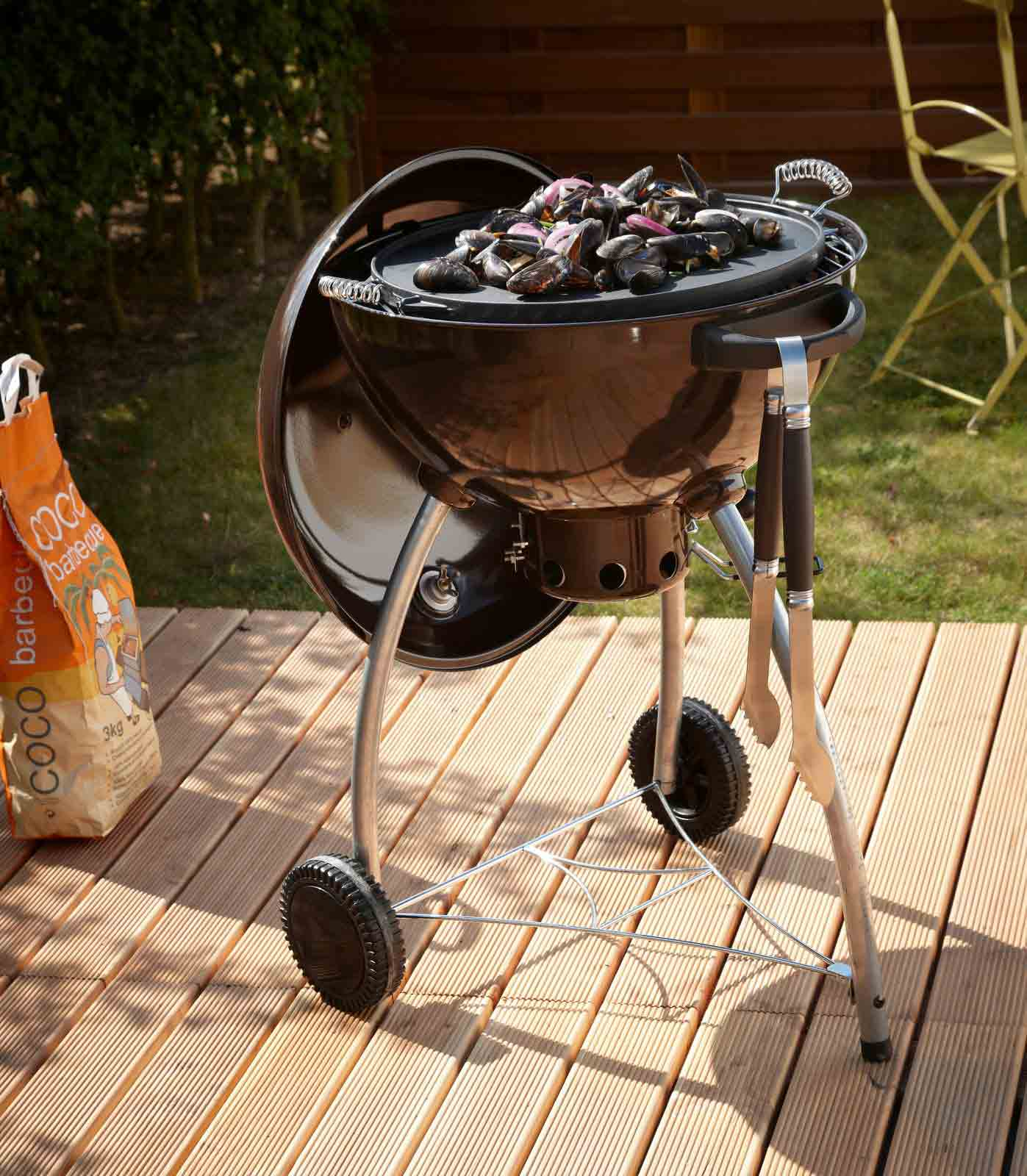 Cook barbecue grill casa grill 1950 watts pour 10 personnes - Barbecue in casa ...