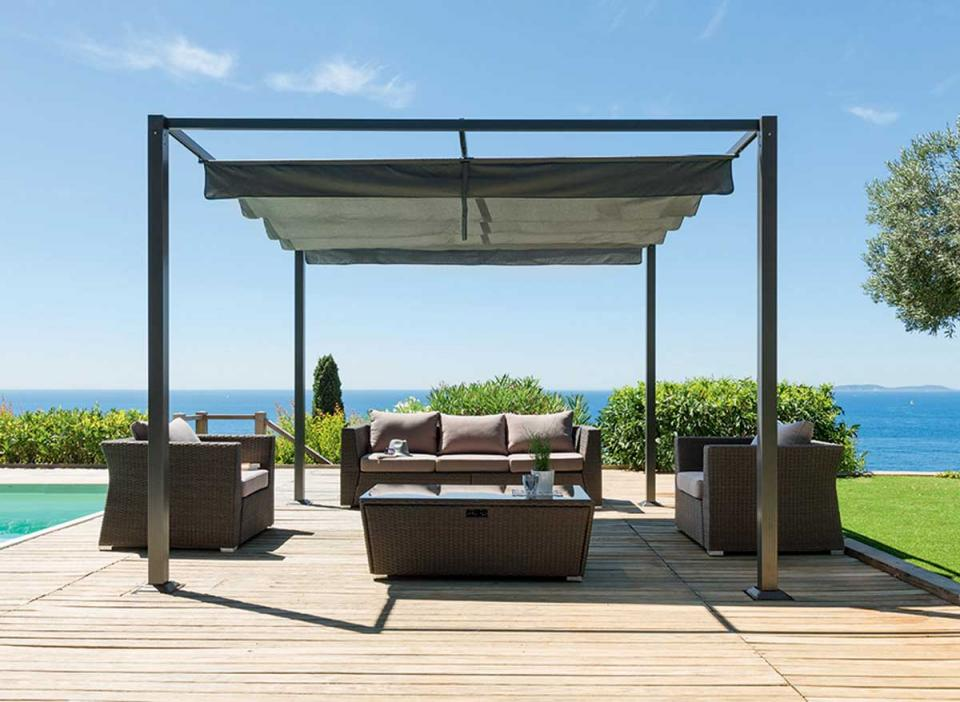 cat gorie barnums pergola et tonnelle du guide et comparateur d 39 achat. Black Bedroom Furniture Sets. Home Design Ideas