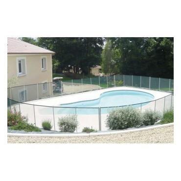 Catgorie barrire de piscine du guide et comparateur d 39 achat for Piscine acier grise