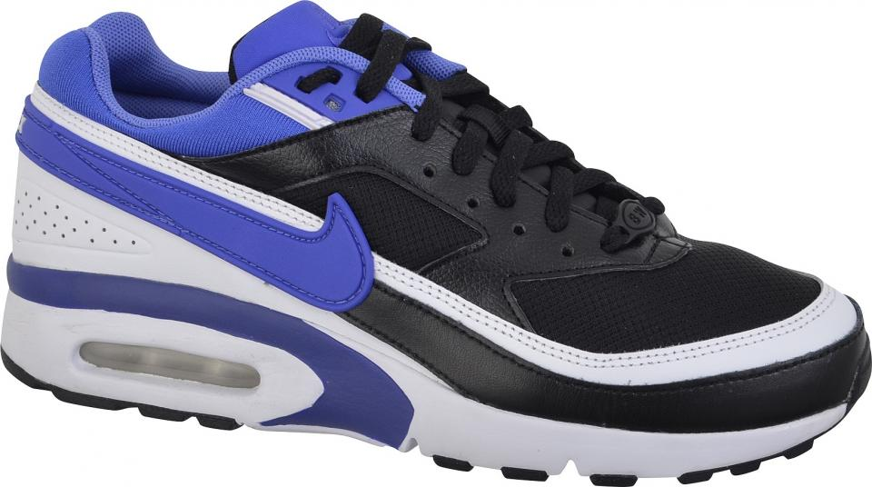 Chaussures Air Max BW Black White Jr h16 Nike