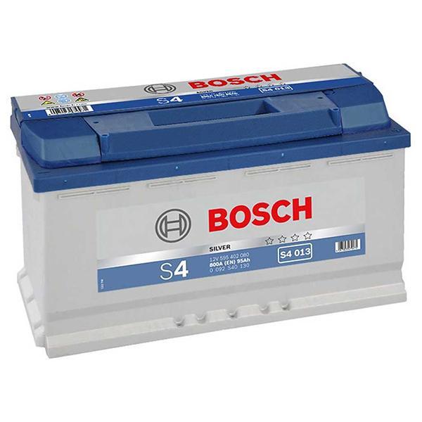 batterie voiture bosch bosch batterie s4005 540a 60ah. Black Bedroom Furniture Sets. Home Design Ideas