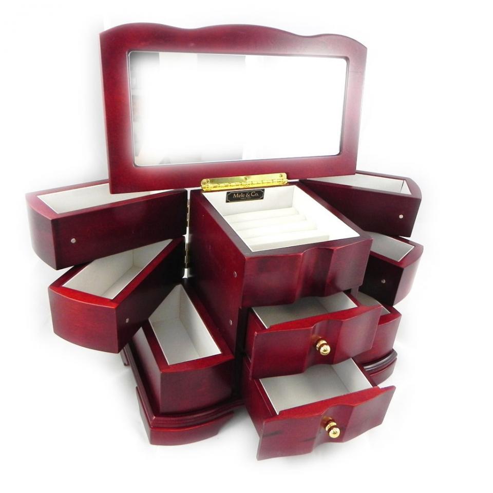Catgorie botes bijoux et montres du guide et comparateur d for Coffret couture avec accessoires