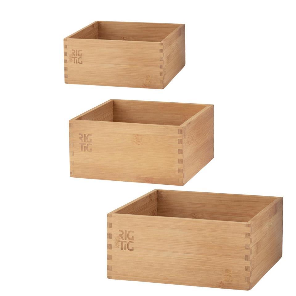 Boite De Rangement En Bambou – Chaios.com